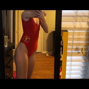 Other - Baywatch one piece swimsuit
